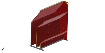 6x16 Top Chute Section