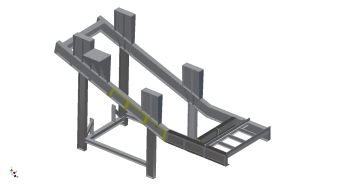 6x16 Top Stand Assembly